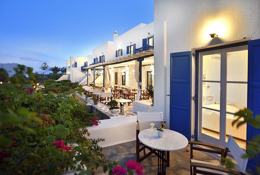 La Stella Hotel  Of  Stars Mykonos Town