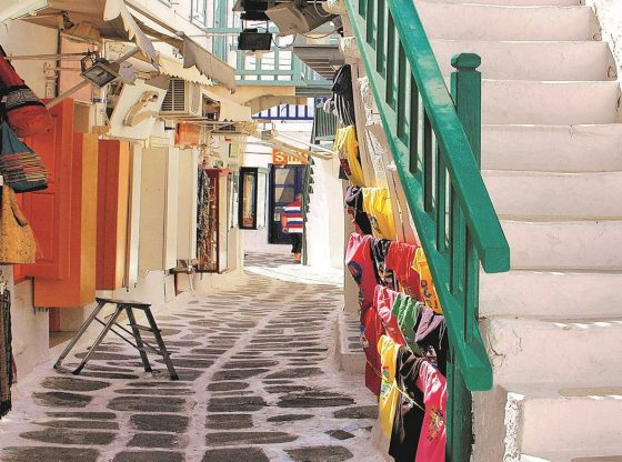 Mykonos town (Chora)