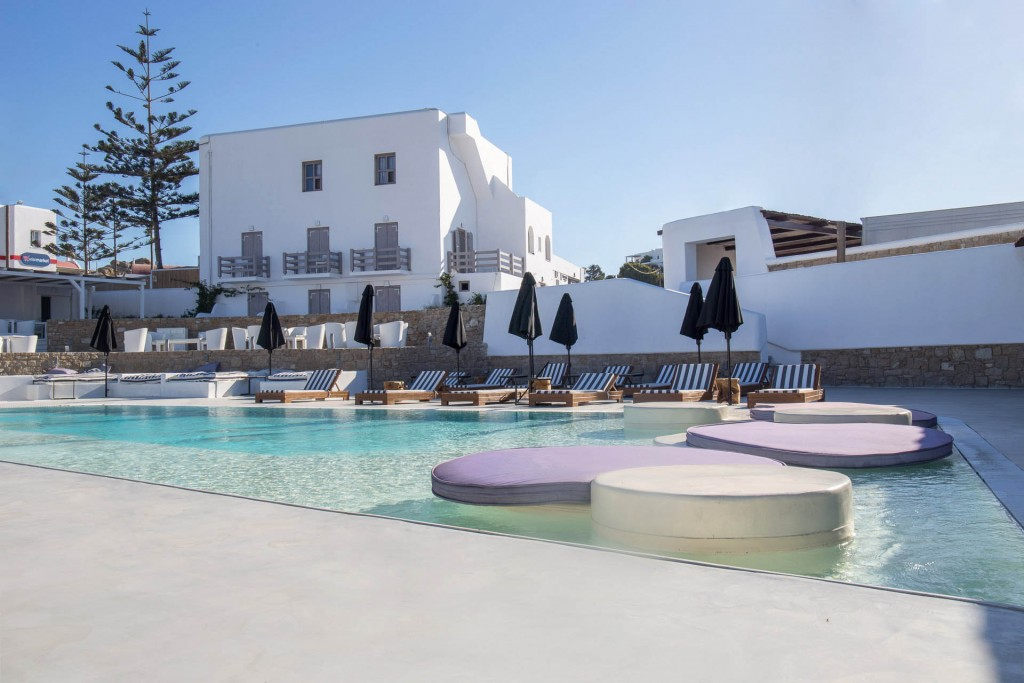 Madoupa boutique hotel mykonos for Boutique hotel 3 lodz