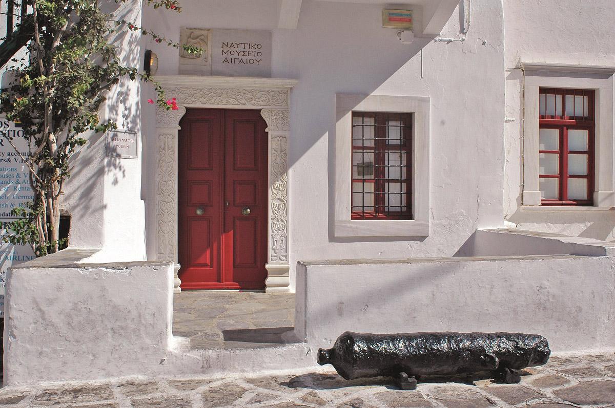 Aegean Maritime museum - Mykonosgreece.com