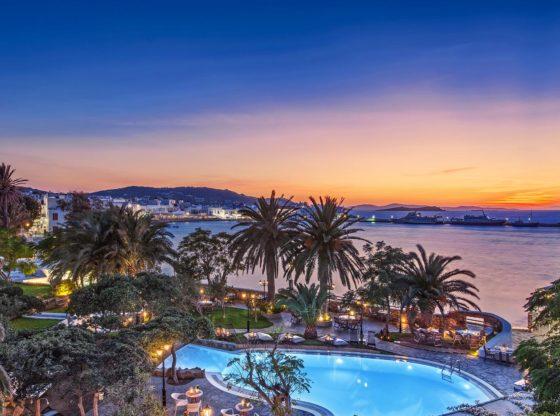 Leto hotel Mykonos